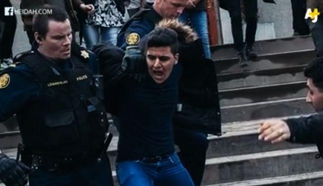 ISLAND KOJEM SE NE DIVIMO: Policija upala u Crkvu i privela izbjeglice