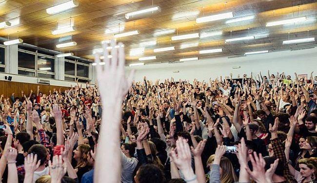 PLENUM FFZG-a: Blokada zaustavljena, ali bez predstavnika studenata neće biti sjednica Vijeća