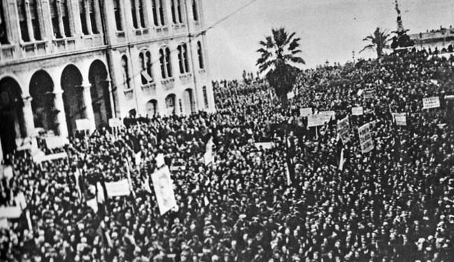 OTIMANJE ZABORAVU: Split je bio partizanski grad