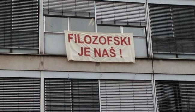 SVE PO STAROM: I v.d. dekana Filozofskog prijeti kaznenim prijavama