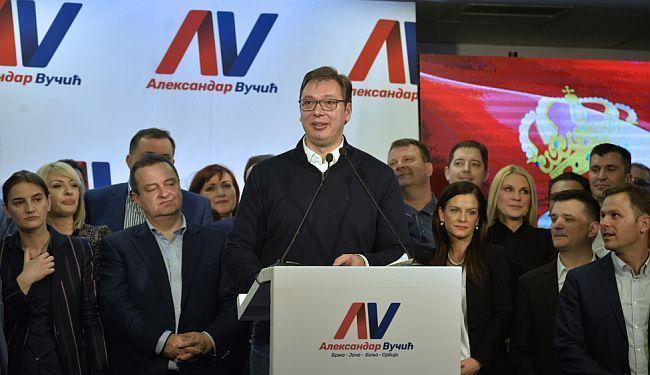 PODELJENA ZEMLJA: Poslednja pobeda Aleksandra Vučića