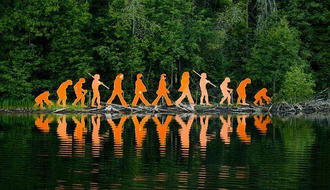 BORIS DEŽULOVIĆ: Život i priključenija Čarlsa Darvina