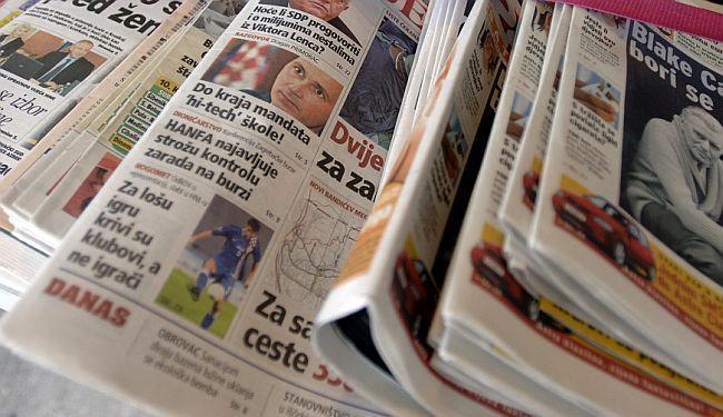 SMRT DNEVNIH NOVINA: Svi pokazatelji tržišta tiska u padu. Jedna era polako prilazi svome kraju