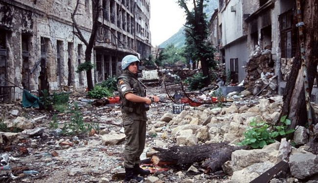 DOKUMENTARNI FILM BBC-A: Rat u Mostaru