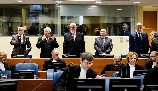 SVI KAO JEDAN: Kako je Hrvatska primila presudu Haaškog suda