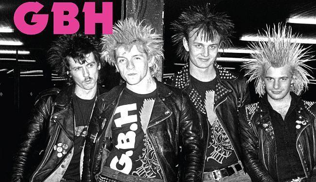 GBH: Punk velikani stižu u Zagreb
