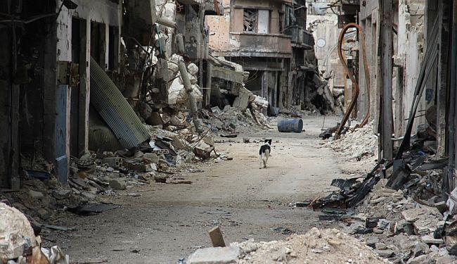 U POTRAZI ZA ALEPOM: Uspomena na Siriju