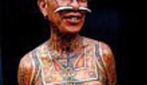 Tetoviranje čak i zbog inteligencije!