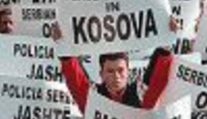 Potpis za ili protiv neovisnosti Kosova
