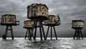 Napuštena i jeziva, ali fascinantna mjesta - Britanske morske tvrđave