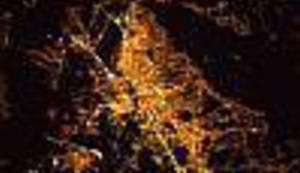 TAMNI BALKAN IZ SVEMIRA: Pogledajte noćne fotografije snimljene s Međunarodne svemirske postaje
