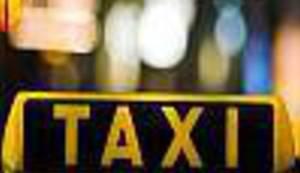 Djed Mraz i taksista