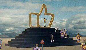 LIKEFESTO: Lajk je izrastao u simbol kojem se milijuni klanjaju i štuju ga