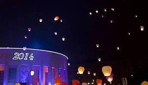 FOTO: Kad lampioni polete u nebo
