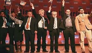 TRAGIKOMIČNA EPIZODA S HRVATSKE LJEVICE: Kako se urušava političko čedo Dragutina Lesara
