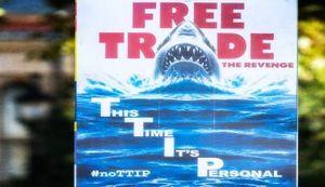 LUBENICA VEDRANA HORVATA: TTIP - Trojanski konj