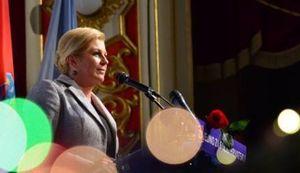 REAKCIJE IZ SRBIJE: Nije problem izbor Grabar Kitarović, problem je HDZ