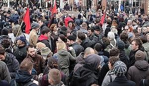 UJEDINJENI PROTIV FAŠIZMA U ZAGREBU: Ovo je zemlja za sve naše ljude
