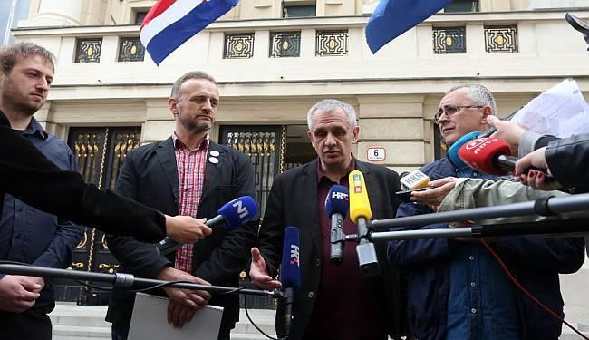 """UDRUGE I SINDIKATI MILANOVIĆU: """"Škopljenje demokracije neće proći"""""""