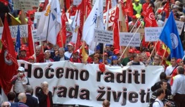 """VRIJEME JE DA SE """"POTUČEMO"""": """"Prvog svibnja se više ne može slaviti rad, jer sve manje ljudi radi"""""""