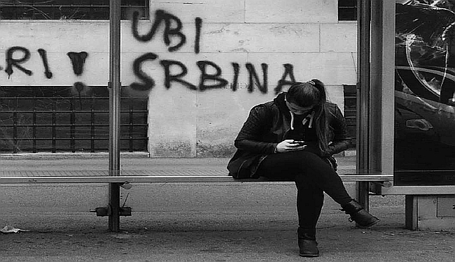 """USKRS MRŽNJE U HRVATSKOJ (I. DIO): """"Kolji Srbe"""" u Karlovcu, """"Srbe na vrbe"""" u Nuštru, """"Za dom i poglavnika"""" u Zagrebu"""
