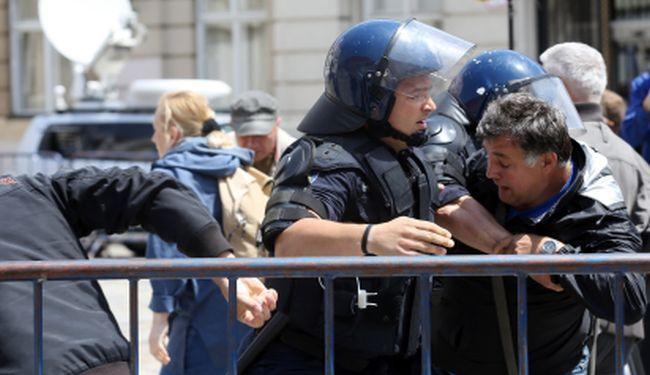 POLICAJCI OGORČENI: Nismo milicajci, prestanite nas uvlačiti u politički sukob