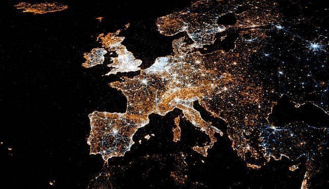 LUBENICA VEDRANA HORVATA: Europska duga sa juga