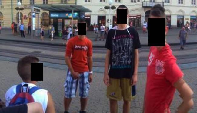 GRAĐANSKA HRABROST: Fotoreporter rastjerao tinejdžere koji su usred Zagreba napali tamnoputog dječaka