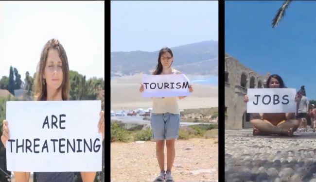 NE NAFTI (VIDEO): Ovo je zajednička poruka Grka, Hrvata, Slovenaca, Španjolaca...