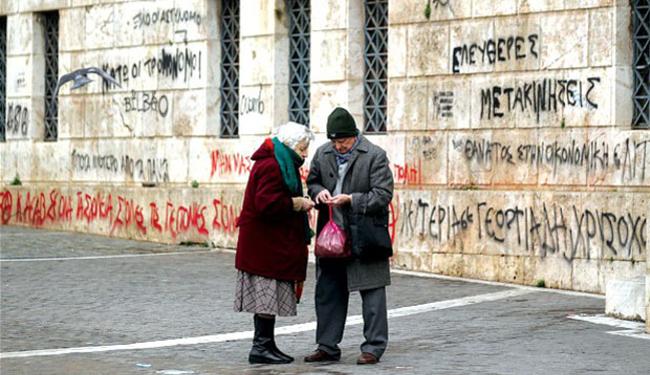 EUROPSKA PERIFERIJA: Grčka kriza i epidemija samoubojstava