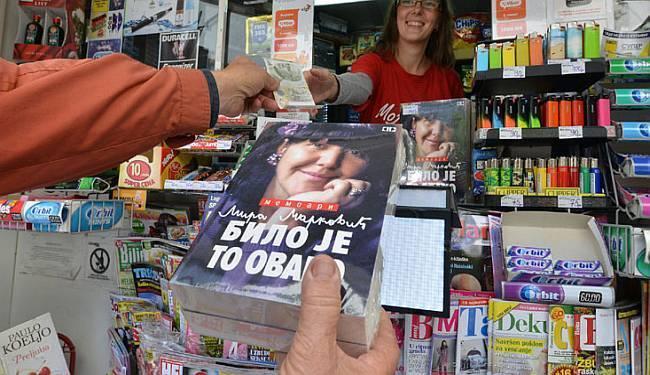 MEMOARI MIRJANE MARKOVIĆ: Razum je poražen  - ovo je novija istorija Srbije, oficijelna istorija laži