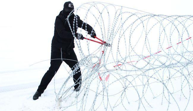 HRVATSKO-SLOVENSKA AKCIJA REZANJA ŽICE: Ako je danas normalna žilet-žica na granici, što će biti sutra?