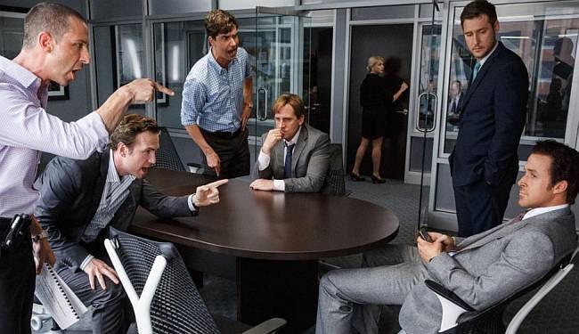 OKLADA STOLJEĆA: Film s mozgom i petljom koji postavlja pitanje jesu li bankari koji su izazvali krizu samo glupi
