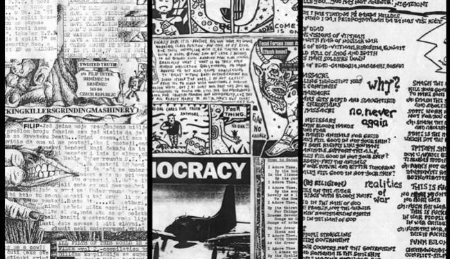 ODJECI IZ PROŠLOSTI FANZINSKE KULTURE: Izložba o zanemarenoj underground i punk kulturi