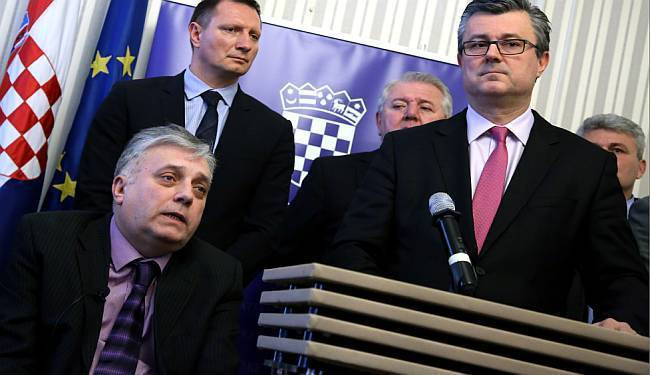 """OPERACIJA """"BRKIĆ"""": Kako je premijer Orešković """"nasanjkao"""" Đuru Glogoškog i natjerao Karamarka na kapitulaciju"""