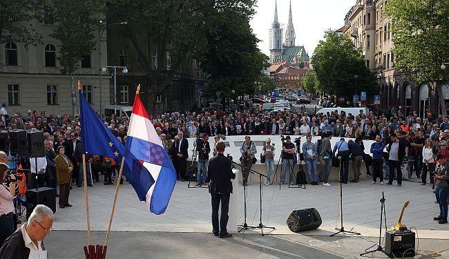 "JASENOVAC NA TRGU ŽRTAVA FAŠIZMA (VIDEO): Osuda ustaških zločina nije ""nametanje kolektivne krivnje hrvatskom narodu"""