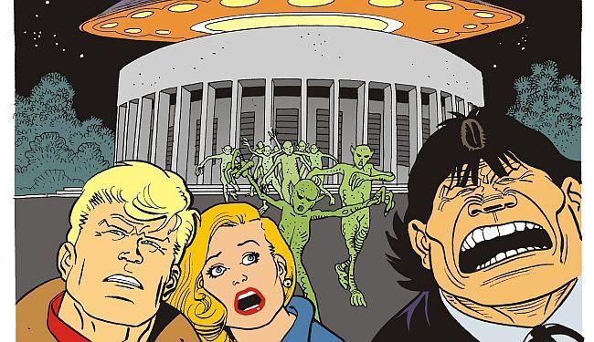 """MARTIN MISTERIJA I DYLAN DOG U DŽAMIJI: """"Strip je danas bolji i uzbudljiviji nego osamdesetih"""""""