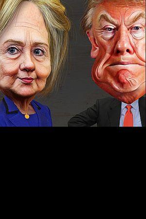 VRIJEME JE DA SE ZABRINEMO: Hillary Clinton VS. Donald Trump - izbor u kojem nema pobjede