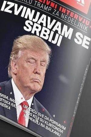 PRŽENJE MOZGA: Kako je Tramp izdao Srbe