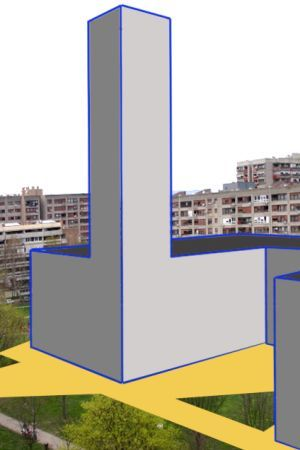 APETITI CRKVE: Što stvarno niče na Savici, u 3D prikazu