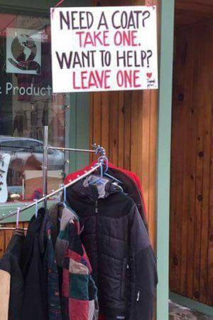 LJUDSKOST NA DJELU: Ostavite svoju staru zimsku jaknu za ljude kojima je potrebna