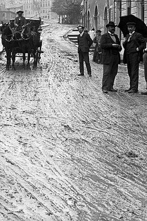 ZABORAVLJENE FOTOGRAFIJE: Kako je izgledala Rijeka 1906. godine