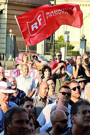 ZAGREBAČKA LJEVICA PROTIV BANDIĆA: Ekstremisti su svjesni da se 'Bandićeva Hrvatska' nema čime pohvaliti