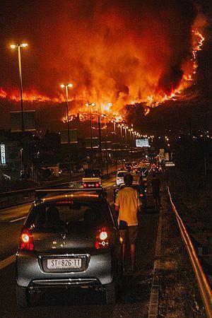 Požari u Hrvatskoj vidljivi su iz svemira. Potreba Domazeta Loše za dobrim psihijatrom također