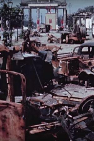 BERLIN, LJETO 1945. GODINE, U BOJI: Pogledajte rijetke snimke sablasnog grada
