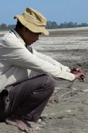 ŠUMSKI ČOVJEK: Od pustinje napravio pravu malu džunglu