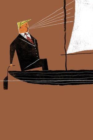 NOVI BROJ THE NEW YORKERA: Na naslovnicu stavili Trumpa kako puše u Ku Klux Klan jedro