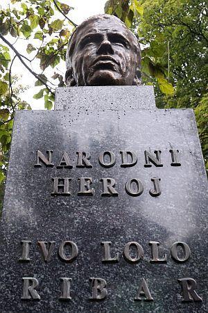 POVRATAK IVE LOLE RIBARA: Ponovno postavljena bista slavnom narodnom heroju
