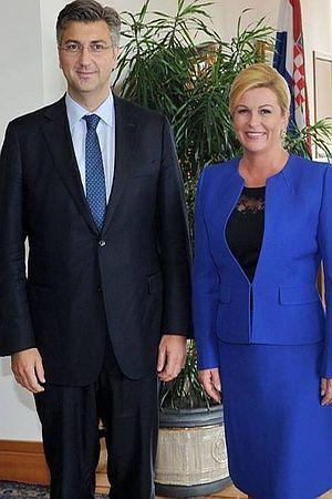 PIJME GA, PIJME GA: Kolektivnu odgovornost i čašu otrova Hrvatskoj su servirali Plenković i Kolinda
