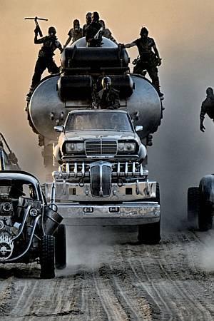 MAD MAX 4: DIVLJA CESTA: Ovaj je film jedan od vrhunaca svoga žanra ikad